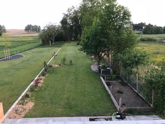 Garten im Mai 2018